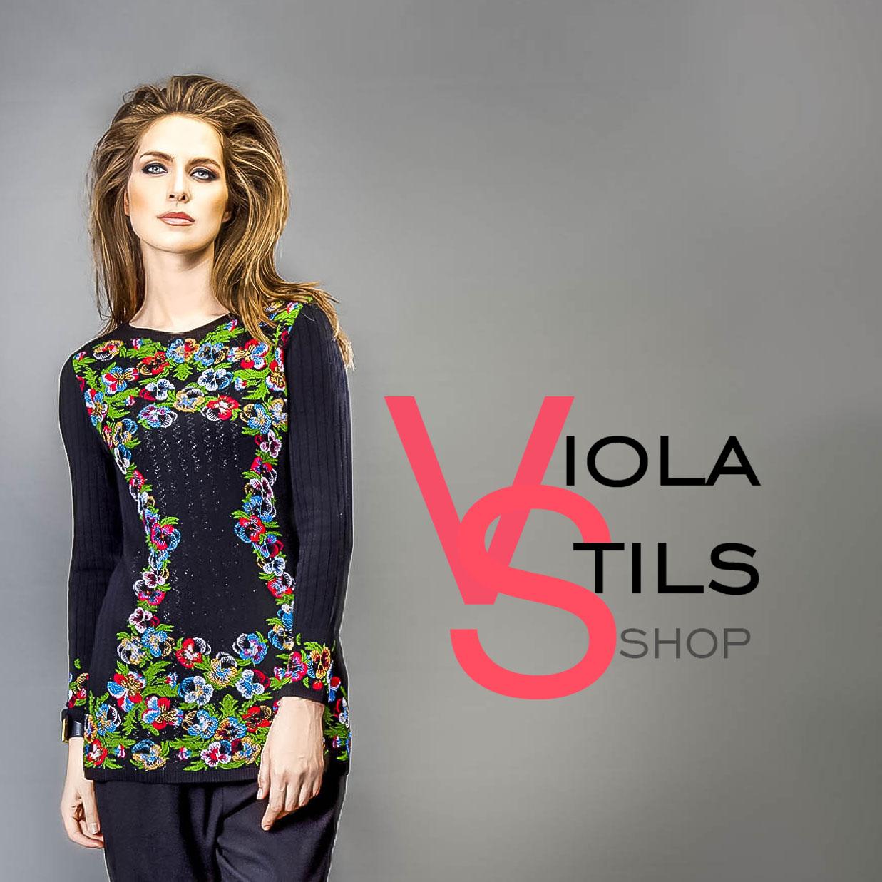 Одежда Из Латвии Виола